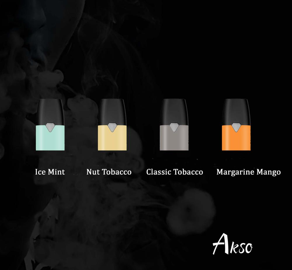 HCigar disposable vape pen AKSO POD