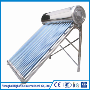 Reliable and Good Solar geyser circulation pump Compact Stainless Steel Water Heater