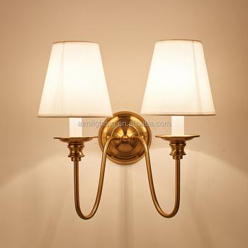 E14 Led Kreatif Dekorasi Samping Tempat Tidur Besi Lampu Dinding Ruang Tamu Latar Belakang Lorong Koridor