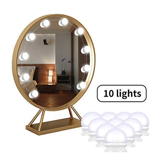 Hollywood Style Makeup Mirror USB Cable Led Light