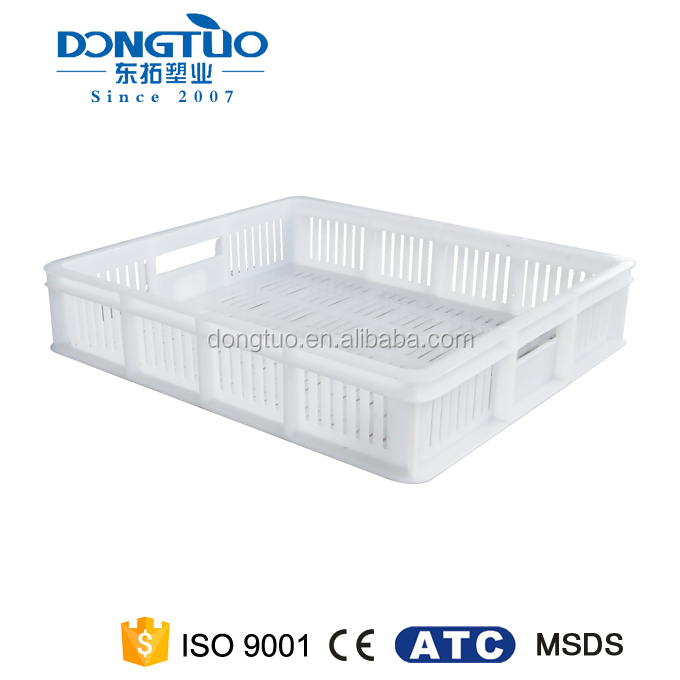 Customized used plastic crates for produce, used plastic crates for bread