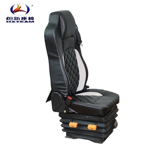 Used chinese brand adjustable safe bus driver seat massage