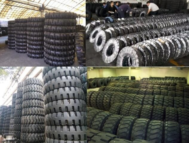 forklift tire Solid tyre for sale