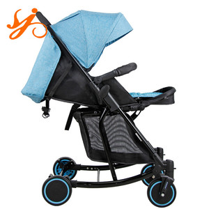 2018 baby carrier with basket sleeping / foldable 2 in 1 baby trolley price / high quality baby stroller carrier