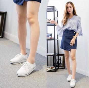 Zm21595a 2016 Korean Style Women Flat Shoes Fashion Lady Casual