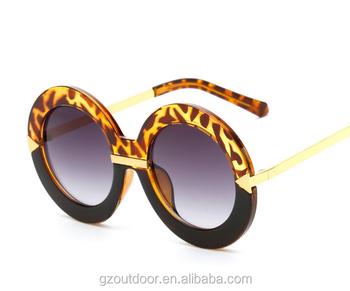25eb9e3e8bbea 2017 58005 do vintage retro rodada seta óculos de sol, fabricante FDA  tendências da moda