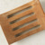 High Quality Carved Teak Soap Tray