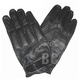 Black Color Full Finger SAP Gloves