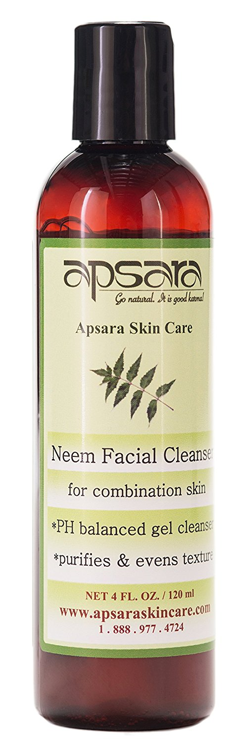 Ball facial cleanser for combination skin nude made nylon