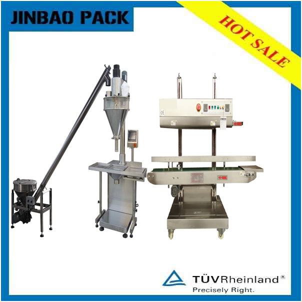 Dry Chemical powder filling machine/Auger filler