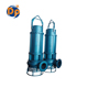 High Efficiency 100hp Vertical Submersible Dredging Sand Sludge Pump
