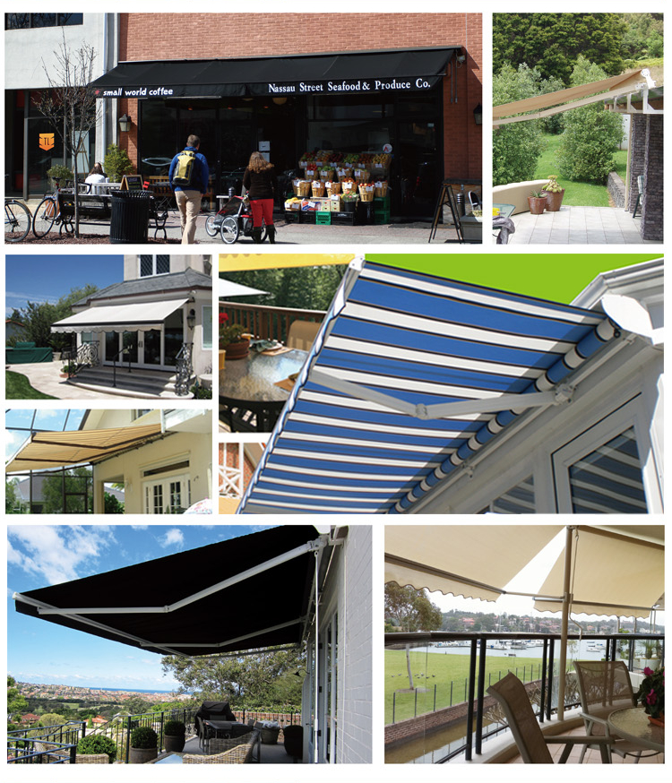 Wholesale Prices Aluminum Awning Front Bar For Retractable