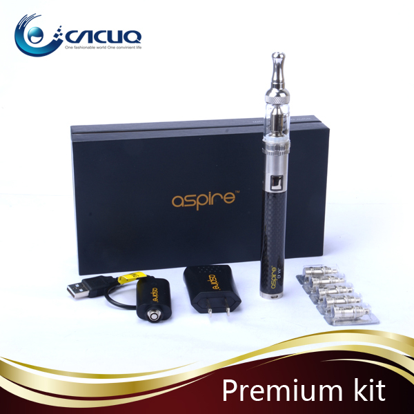Durable in use well-received ecigs best quality China Supplier 2014 new products e cigarette Aspire Premium