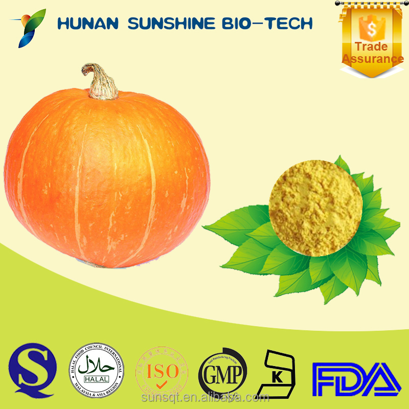 Supply high quality Pumpkin Juice Powder/Pumpkin Protein Powder
