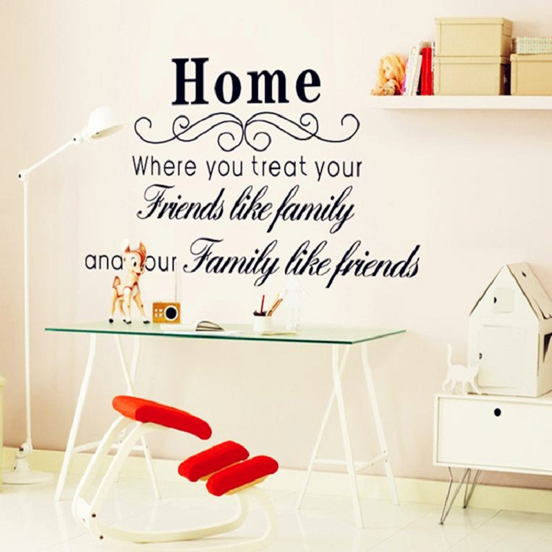 1300 Bedside warm living room decorating home bedroom wall stickers  removable TV background wall stickers