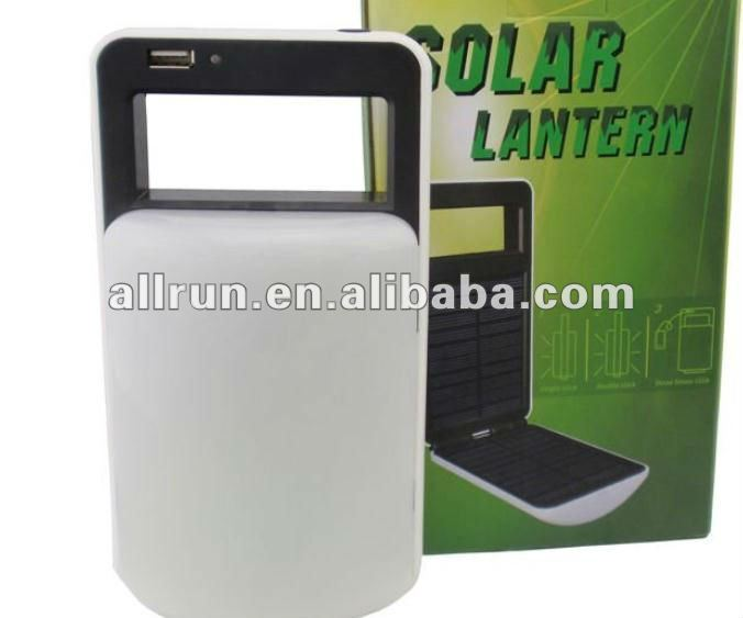 32 LED modern solar lanern with ROHS