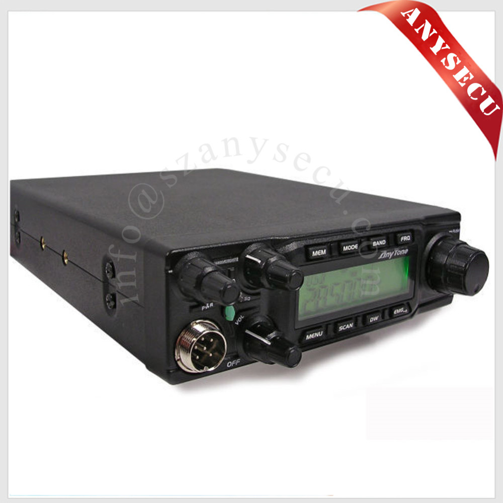 intrinsically safe radio 60W 28MHz Anytone AT-6666 CB am fm ssb radio For personal use