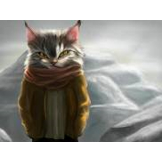 New fashion customized cute kitten with a scarf <strong>picture</strong> 5d diy resin diamond painting