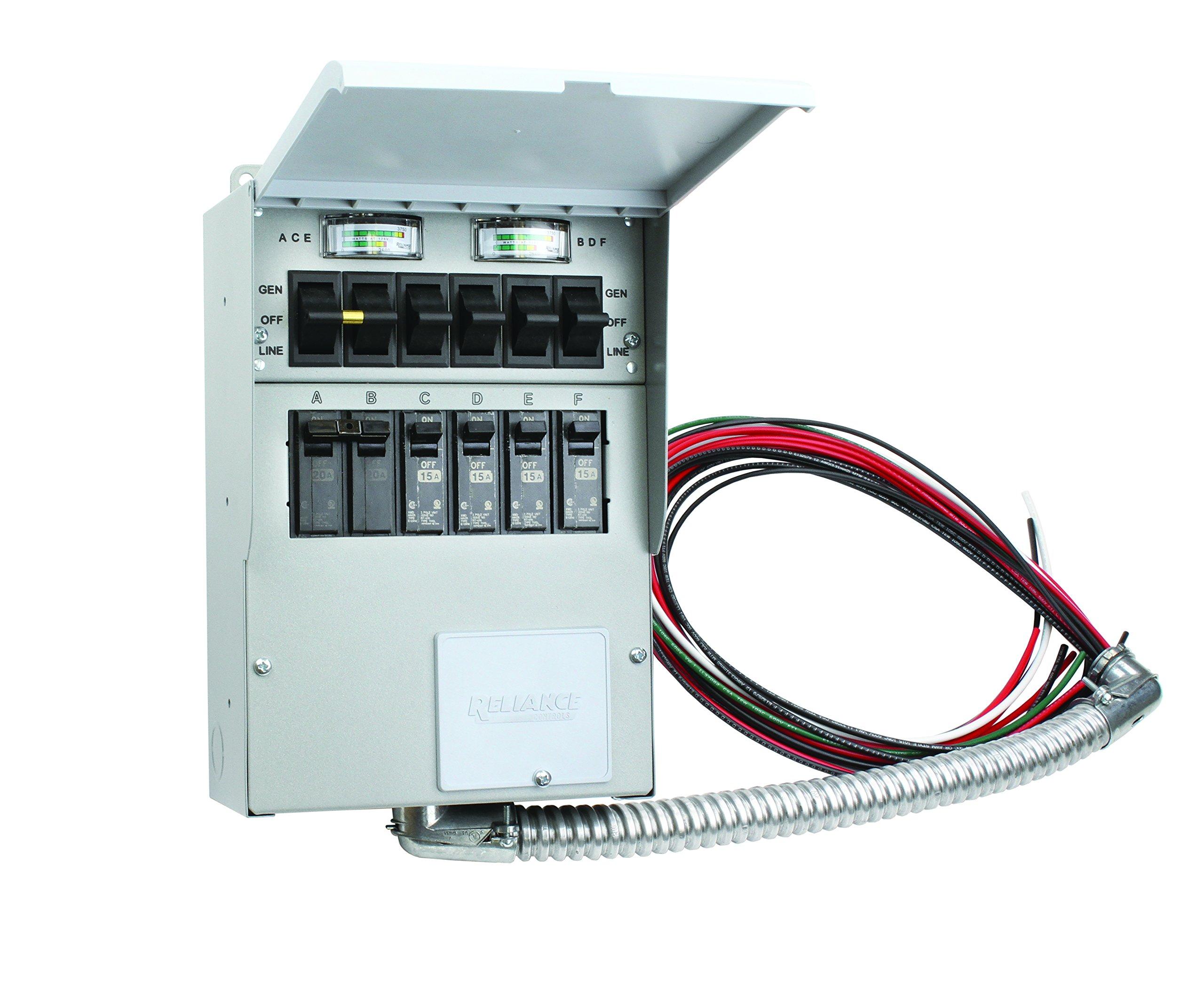 PDF-5324] Generac Manual Transfer Switch 6295   2019 Ebook Liry on