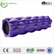 ZHENSHENG Grid eva yoga foam roller kit