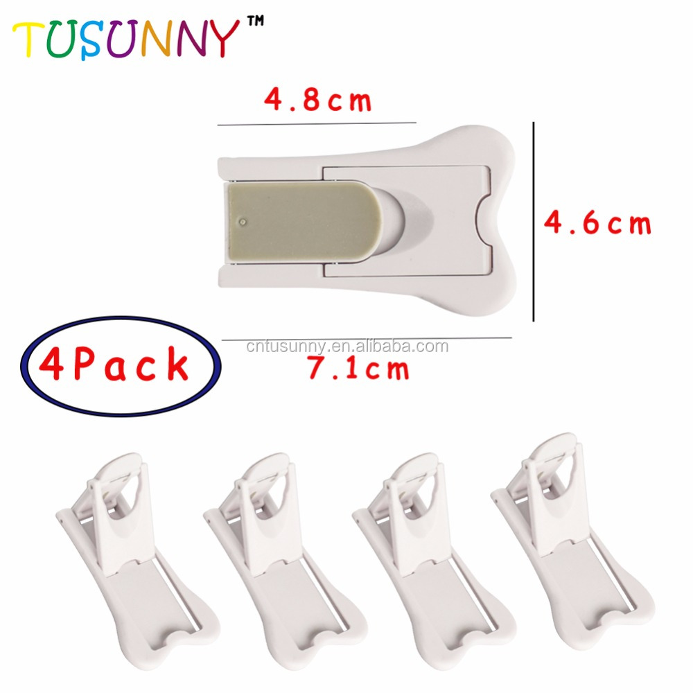 Hot Sale Window Lock Baby Safety Cabinet Door Security Lock 2018 New Product