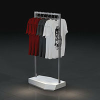 shopping mall retail store clothing display ideas