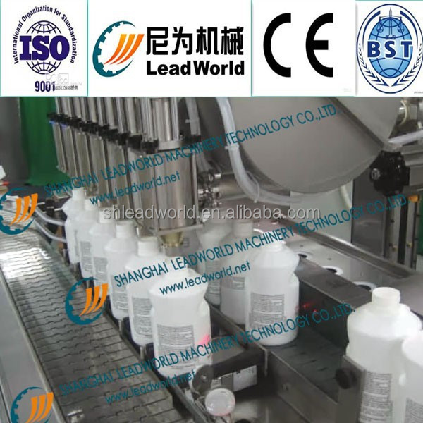 Low cost Automatic Wall Paint Weighing Filling Machine
