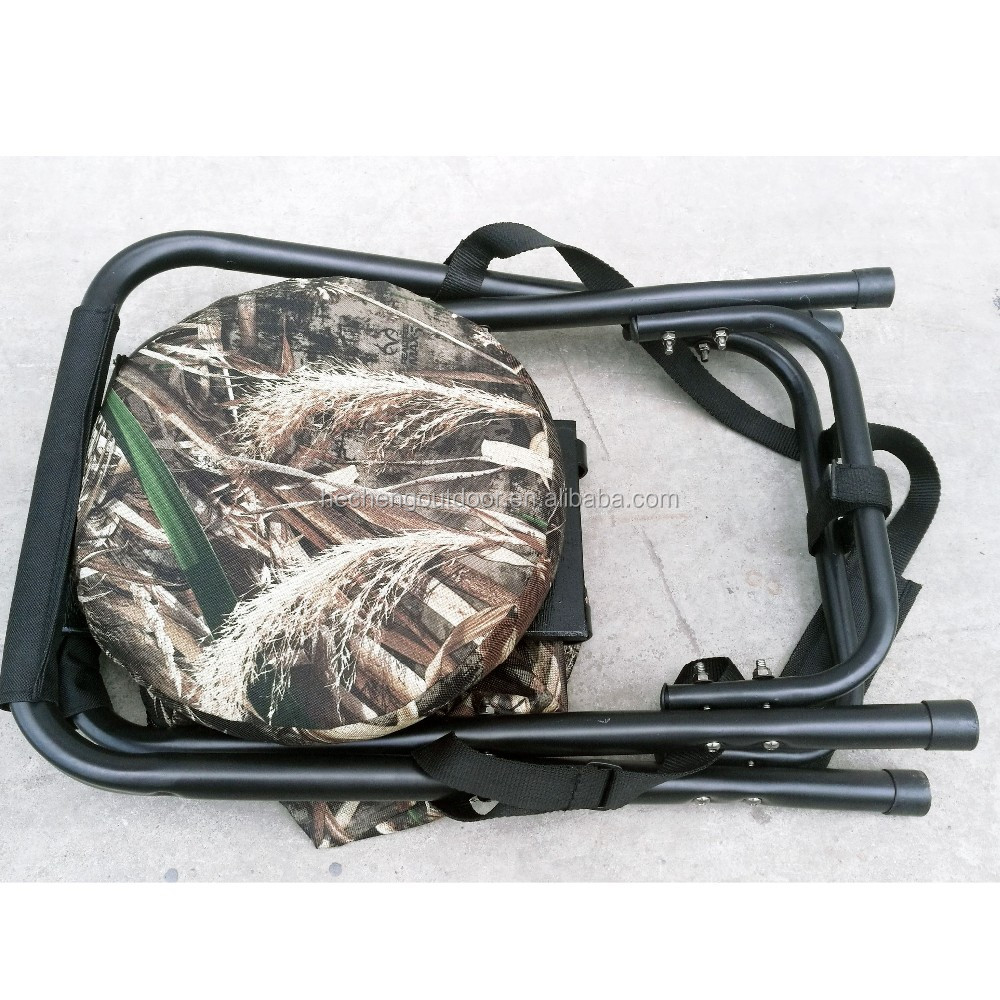 Export Germany Heavy Duty Hunting 360 Swivel Chair Without