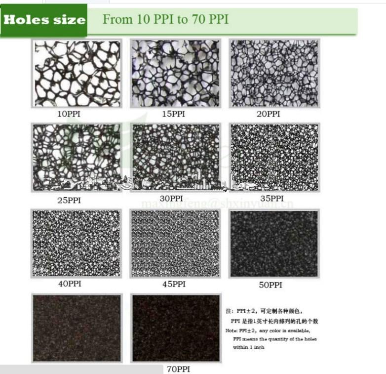 International Color Code Pro-environment Hard Open Cell Polyurethane Foam  Sheet - Buy Polypropylene Foam Sheet,Hard Foam Sheet,Open Cell Polyurethane