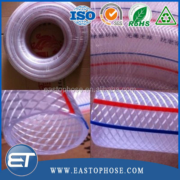 Flexible hose supplies extruded plastic tube flexible coolant hose