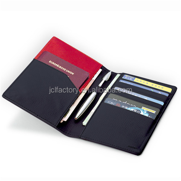 Paspoort Portemonnee.Promotie Groothandel Nep Paspoort Deksel Lederen Paspoort