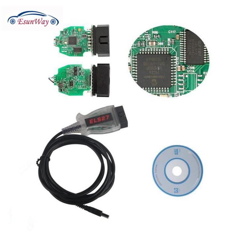 Els27 Forscan Obd Ii Code Reader Scanner Obd2 Diagnostic Cable Support  Elm327 J2534 - Buy Els27,Obd2 Code Reader Product on Alibaba com