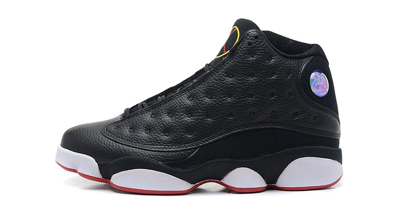 2fc53a2ec90975 Get Quotations · N1KE Mens Air Jordan 13 Playoffs AS Retro AJ13 Basketball  shoes Size 10