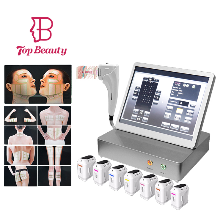 Top Beauty 2018 face and body lifting hifu equipments for home care