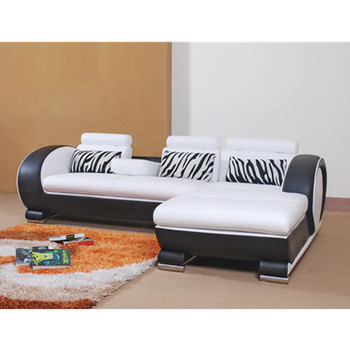 Configurable Living Room Set Cbmmart Furniture Leatherette Zebra Stripes  Sofa Set - Buy Leatherette Sofa Set,Striped Plush Padded,Drawing Room Sofa  ...