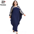 New style cute large size womens dresses clothing stores online for plus size ladies