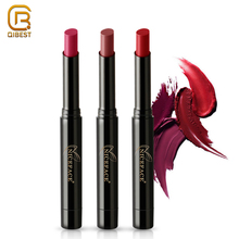 QIBEST Farben Durable <span class=keywords><strong>Permanent</strong></span> Wasserdicht Matte Private Label <span class=keywords><strong>Lippenstift</strong></span>