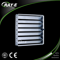 aluminum HVAC system & parts gearwheel operated air controller air damper