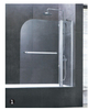 shower enclosure without tray &parts for shower door