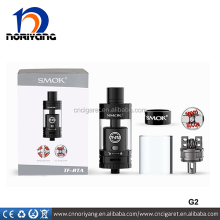 Hot New Products 2016 Smok TF RTA G2 Tank G2 Adjustable Airflow System Tank Smok TF-RTA G2