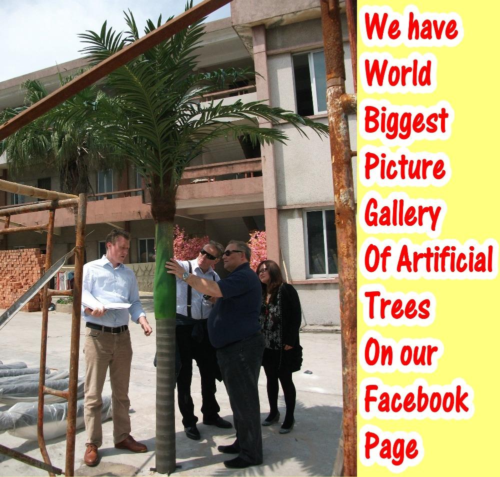 Grossiste arbres artificiels pour exterieur acheter les for Arbres artificiels pour exterieur