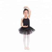 c0f028c3c2 Camisola preta profissional ballet girl glitter  span ...