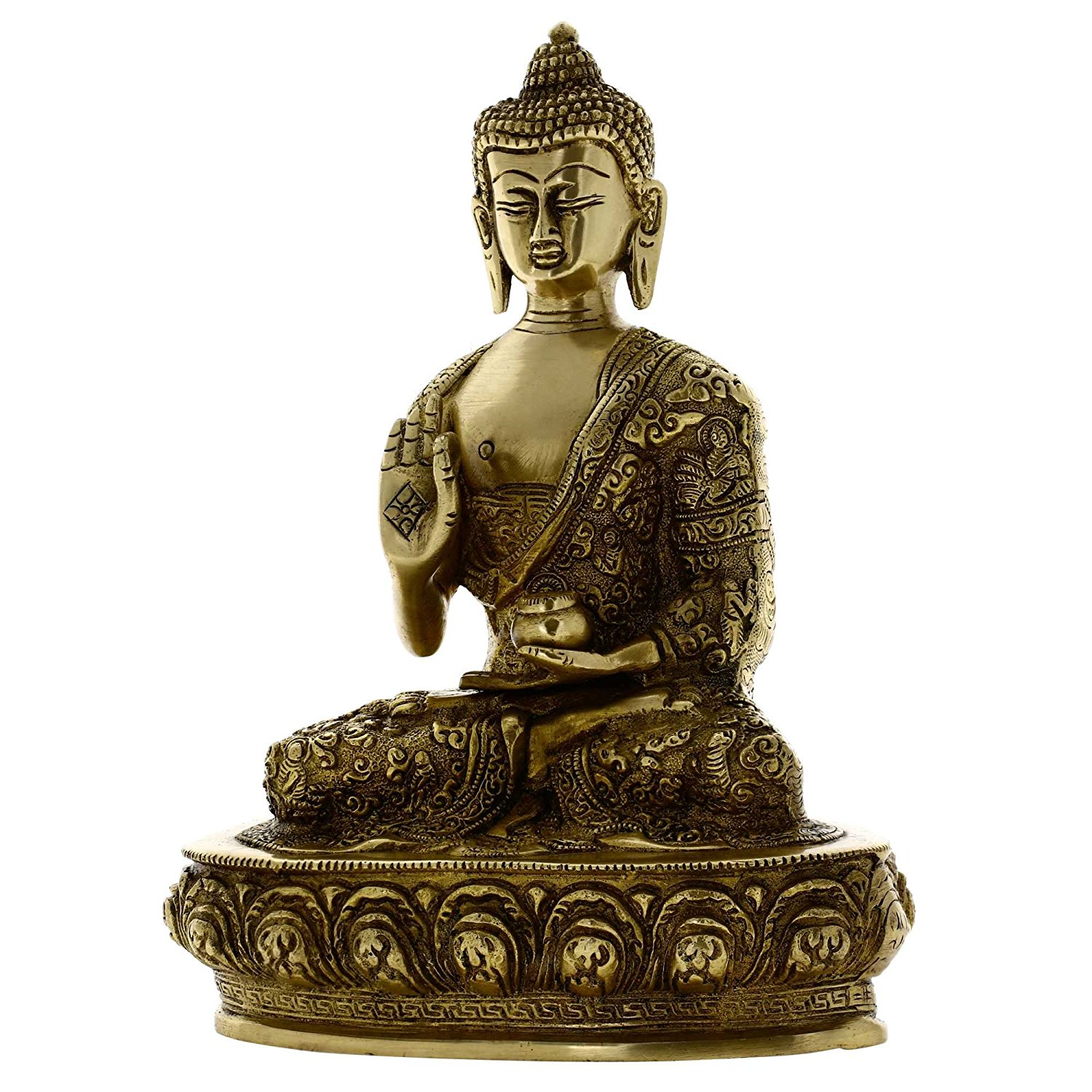 greetings statues meditiating in online n gifts low show buy home india prices decor amazon at gautam dp buddha piece