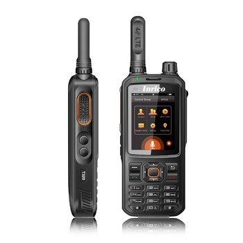 Inrico T320 4G LTE network intercom transceiver mobile phone radio walkie talkie
