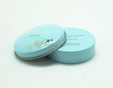 small custom candle tin box promotional