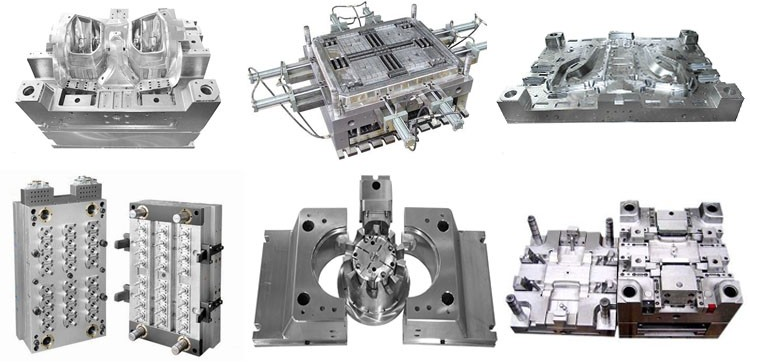 high quality plastic injection moulding die mould