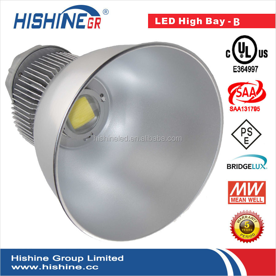 2013 Hishine GSD CoolRF Lift for new heat sink 150w highbay led lighting