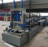 China supplier C&U Telescopic Channel Manufacturing Machine C Z Purlin Roll Forming Machine