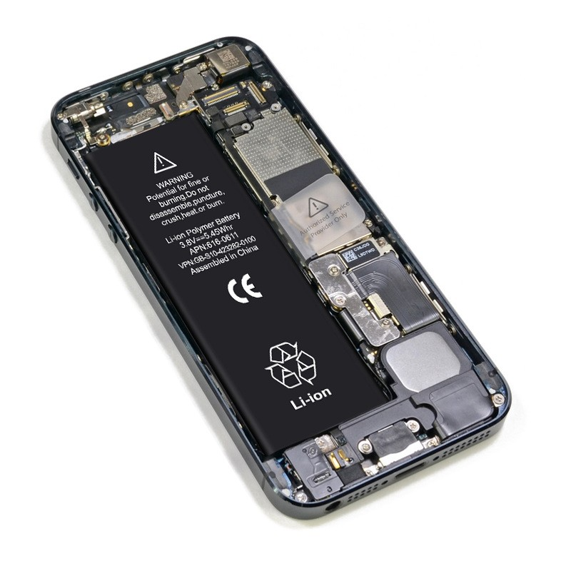 Shenzhen Factory High Quality Replacement Battery for iP5S