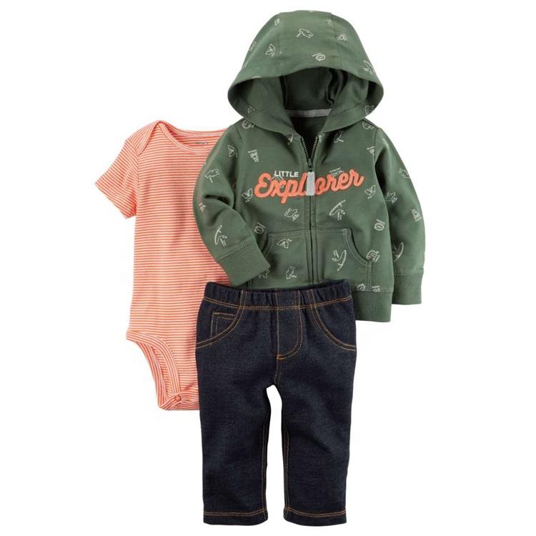 121960635 China Baby Sets Cotton Interlock